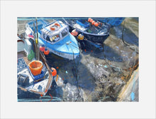 Fishing Boats (Limited Edition Print)
