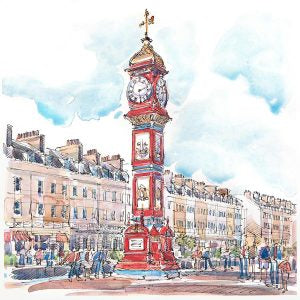Jubilee Clock Tower, Weymouth