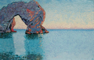 Durdle Door - Calm Evening (Limited Edition Print)