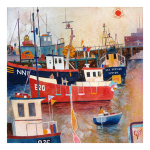 Evening at West Bay II (Limited Edition Print)
