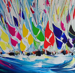 Kites Flying (Limited Edition Print)