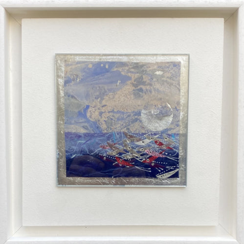 Square Panel (Medium) - Square with Moon
