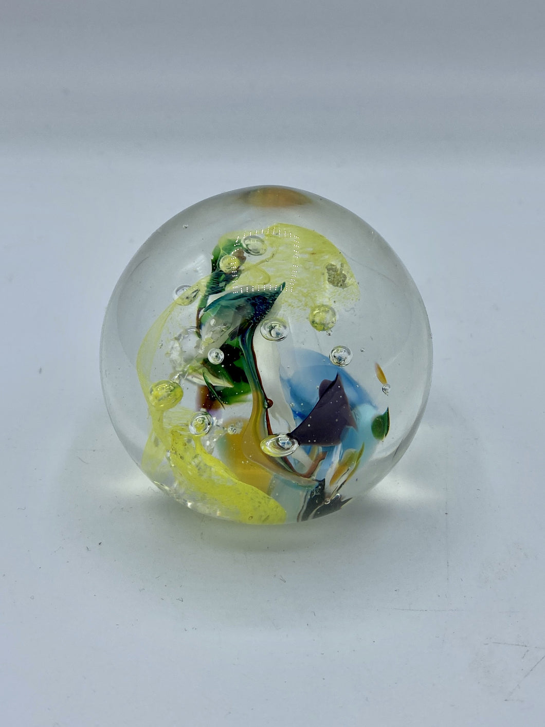 Small Chaos Paperweight