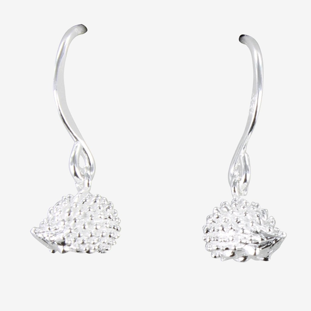 Earrings by Reeves & Reeves - £35