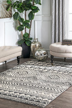 Transitional Tribal Becky Area Rug