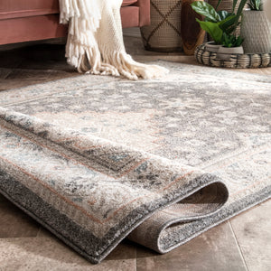 Traditional Thalassa Area Rug