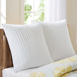 Camila Quilted Euro Sham
