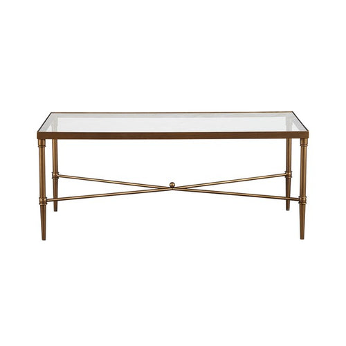 Porter Rectangle Coffee Table - MDH Posh Interiors and Design Home Store
