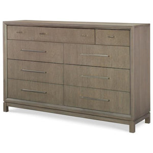 Rachael Ray Dresser (9 Drawers, Jewelry Tray in Top Right, Cord Access)