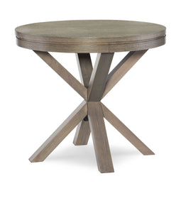 Highline by Rachael Ray Round End Table