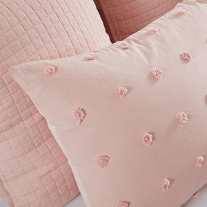 Brooklyn Cotton Jacquard Duvet Cover Set
