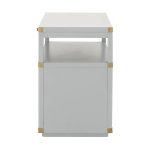 Bradley 2 Drawer Nightstand