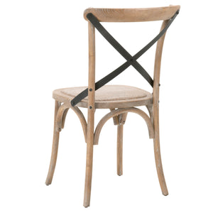 Orient Express Furniture Grove Dining Chairs - Set of 2, Weathered