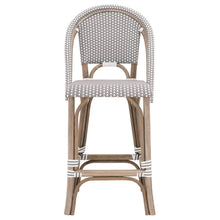 PARIS COUNTER STOOL 6857CS.OGR/GRY-WHT