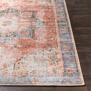 Surya AML2309-23 2 x 3 ft. Amelie Area Rug Rose