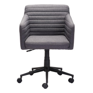BRONX OFFICE CHAIR DARK GRAY