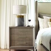 Rachael Ray Highline 3 Drawer USB Nightstand