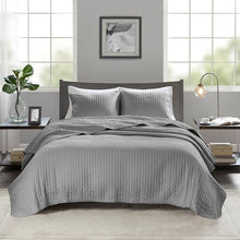 Madison Park Keaton Reversible Coverlet Set