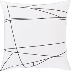 Graphic Punch Pillow