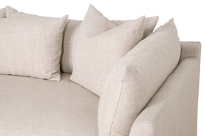 "Haven 110"" LF Lounge Slipcover Sofa"