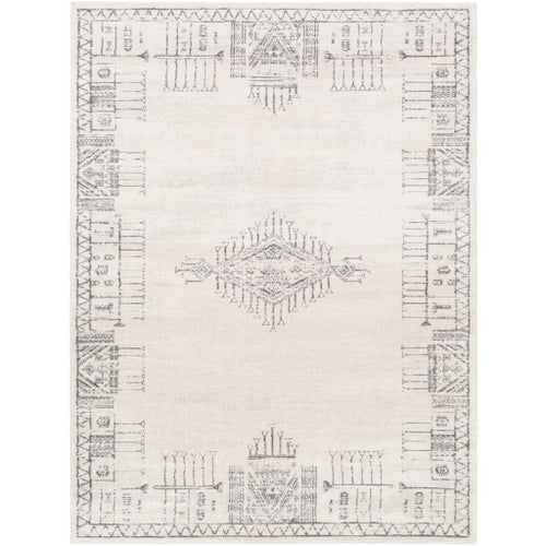 Surya Roma Rom-2346 Medium Gray Area Rug
