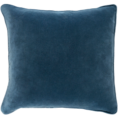 Safflower Pillow Kit - Navy - Poly - SAFF7195
