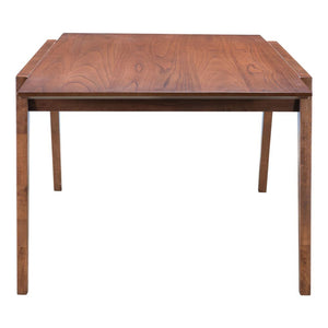 GRAHAM DINING TABLE WALNUT