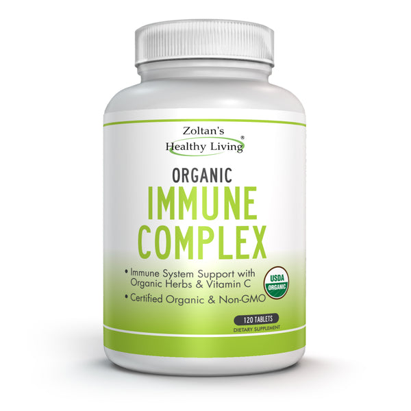 ORGANIC  IMMUNE  COMPLEX 120 Tablets