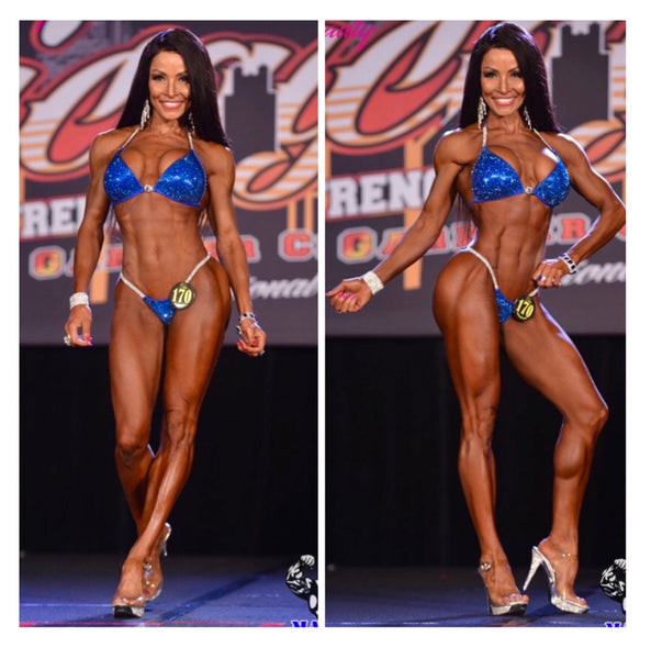 Bikini & Wellness Top 10 Stage Posing Tips!