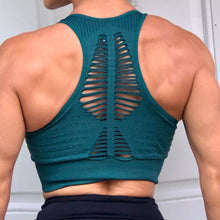 Load image into Gallery viewer, Seamless Sports Bra
