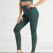 Load image into Gallery viewer, Seamless Fitness Gym Outfit
