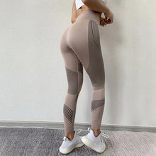 Load image into Gallery viewer, Fitness Gym Stretch Leggings