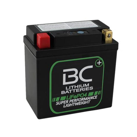 BC Lithium Batteries BCB9-FP-WI Batteria Moto al Litio LiFePO4, 0,6 kg, 12V, HJB9-FP-SWI / YB7-A / YB9A-A / YB9-B / 12N7-4A / 12N7-4B / 12N9-4B-1 / HVT-9 - BC Battery Italian Official Website