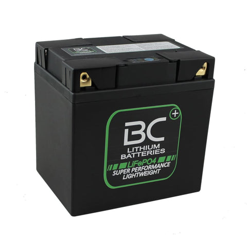 BC Lithium BCTX30-FP-WIQ Batteria Moto al Litio LiFePO4, 1,9 kg, 12V, HJTX30-FP / YIX30L-BS - BC Battery Italian Official Website