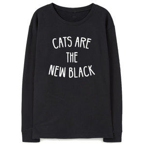 Cats are the new black