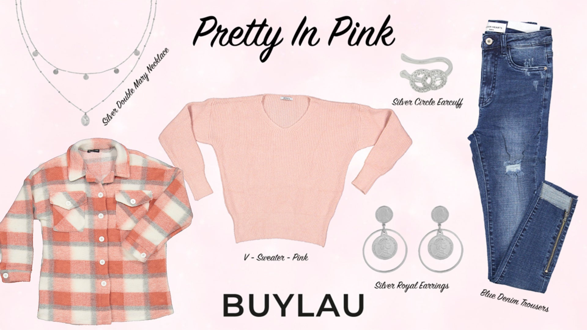 STYLINGTIP: PRETTY IN PINK