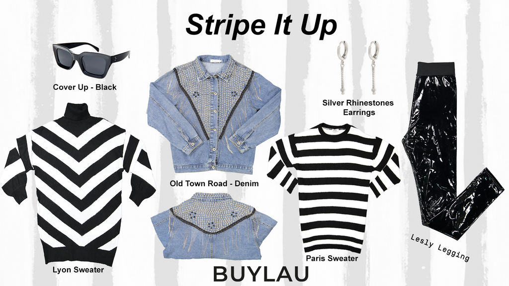 STYLINGTIP: STRIPE IT UP