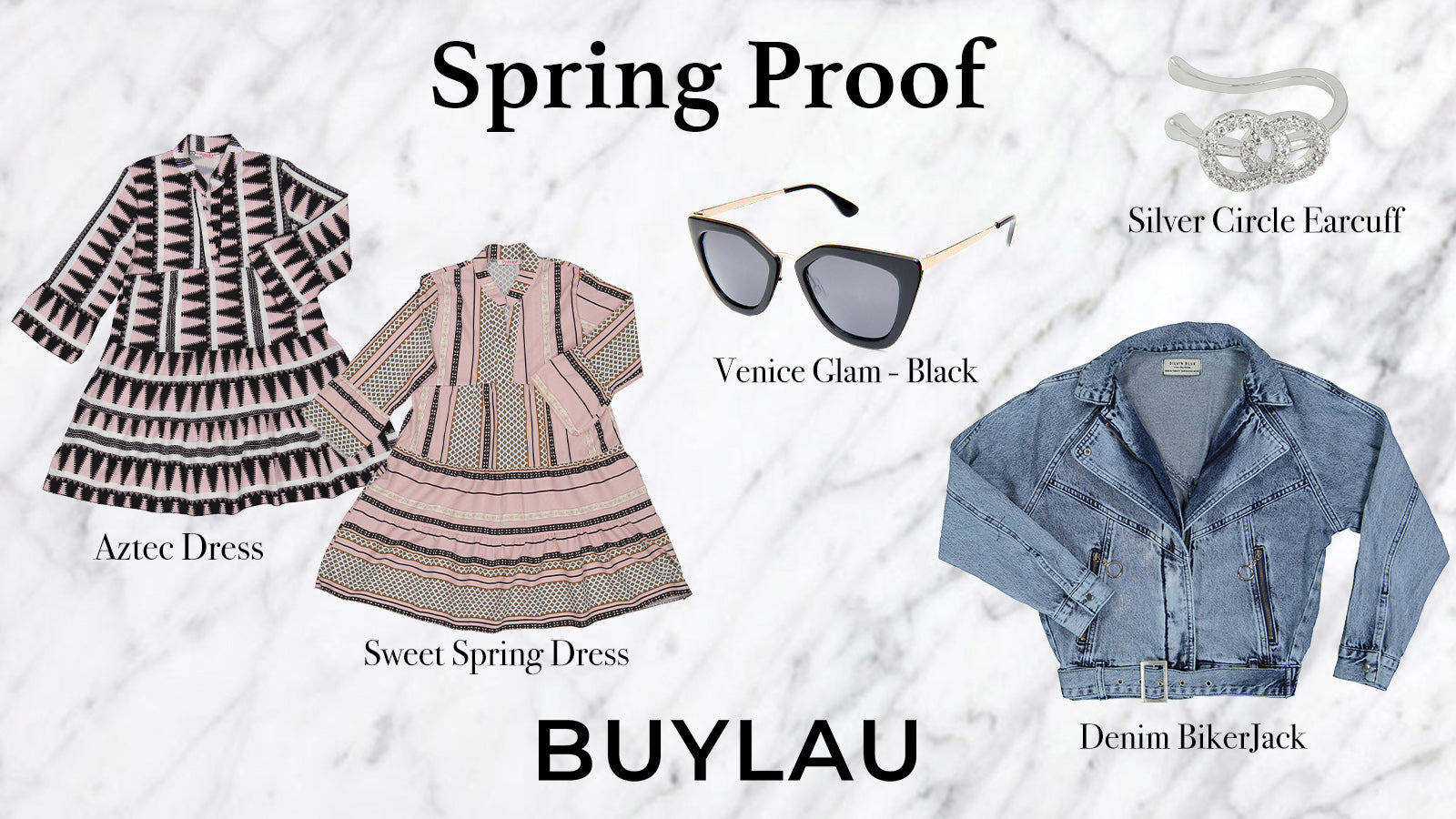 STYLINGTIP: SPRING PROOF