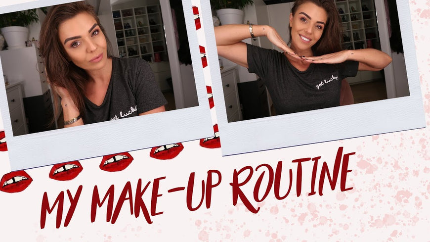 UPDATED DAILY MAKE-UP ROUTINE | Laura Ponticorvo