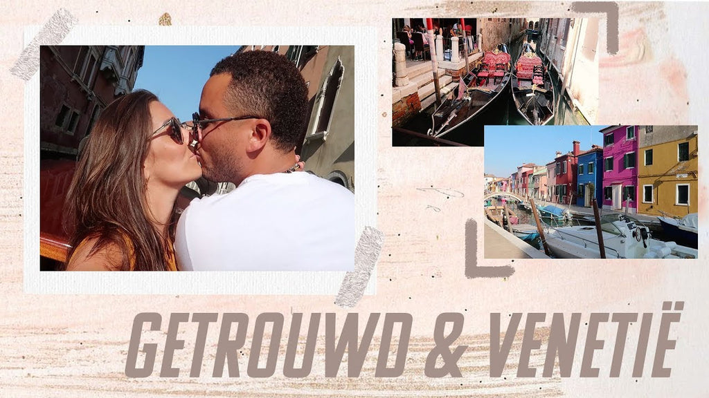 MINI HONEYMOON IN VENICE?! #JUSTMARRIED | LAURA PONTICORVO | WEEKVLOG #50