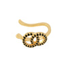 Gold Circle Earcuff