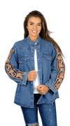 Indian Denim Jacket - Maxima