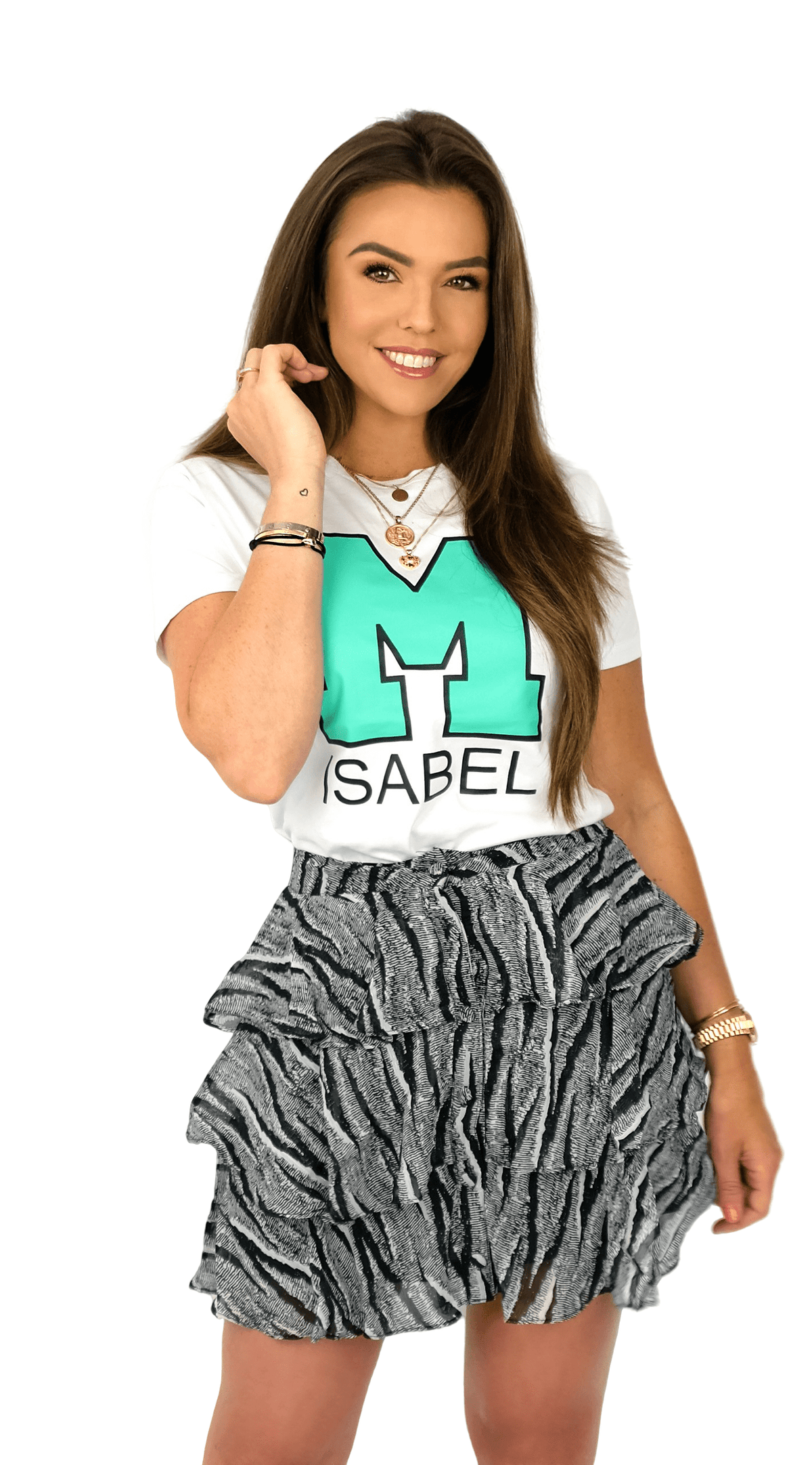Isabel M Tee - Green