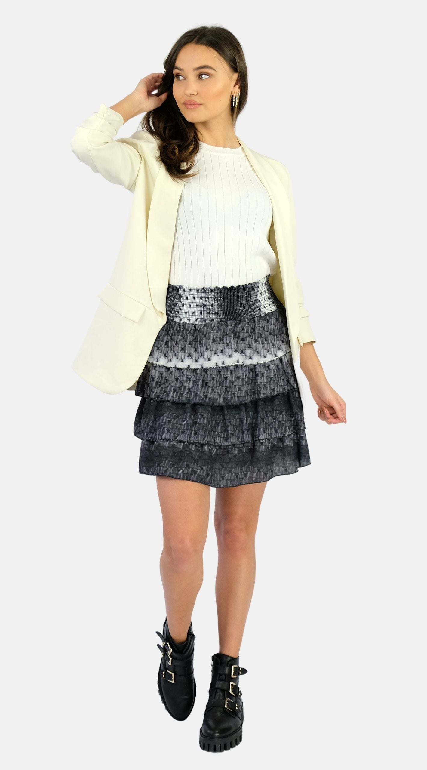 Layer Skirt - Lindsey