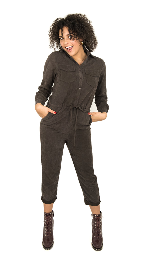 Boilersuit Grey