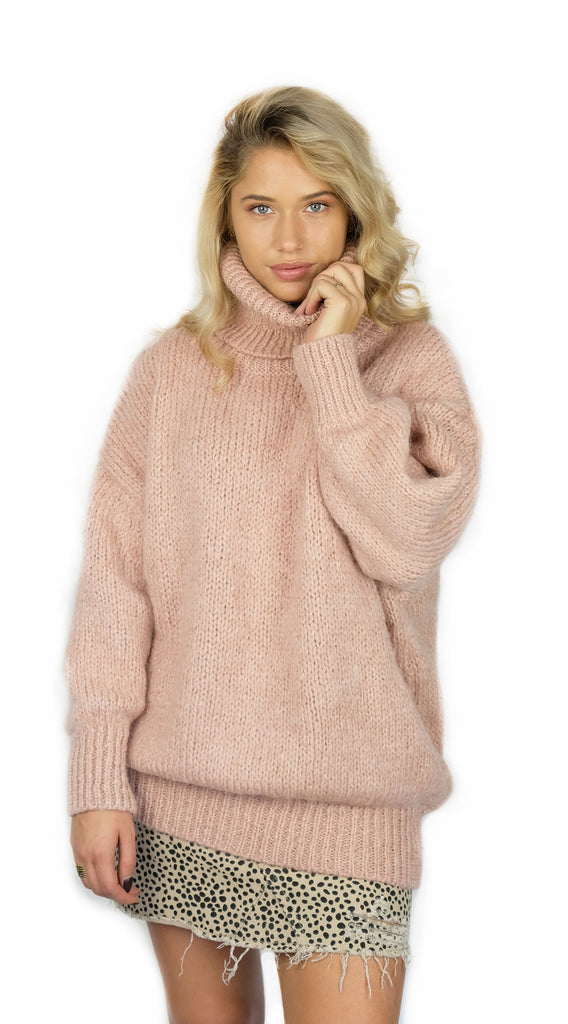 BUYLAU | Col Me Oversized Pink