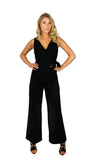 Amy Black Jumpsuit