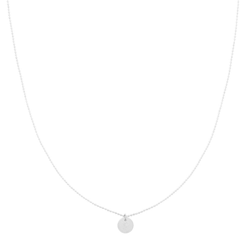 Madame Necklace Silver