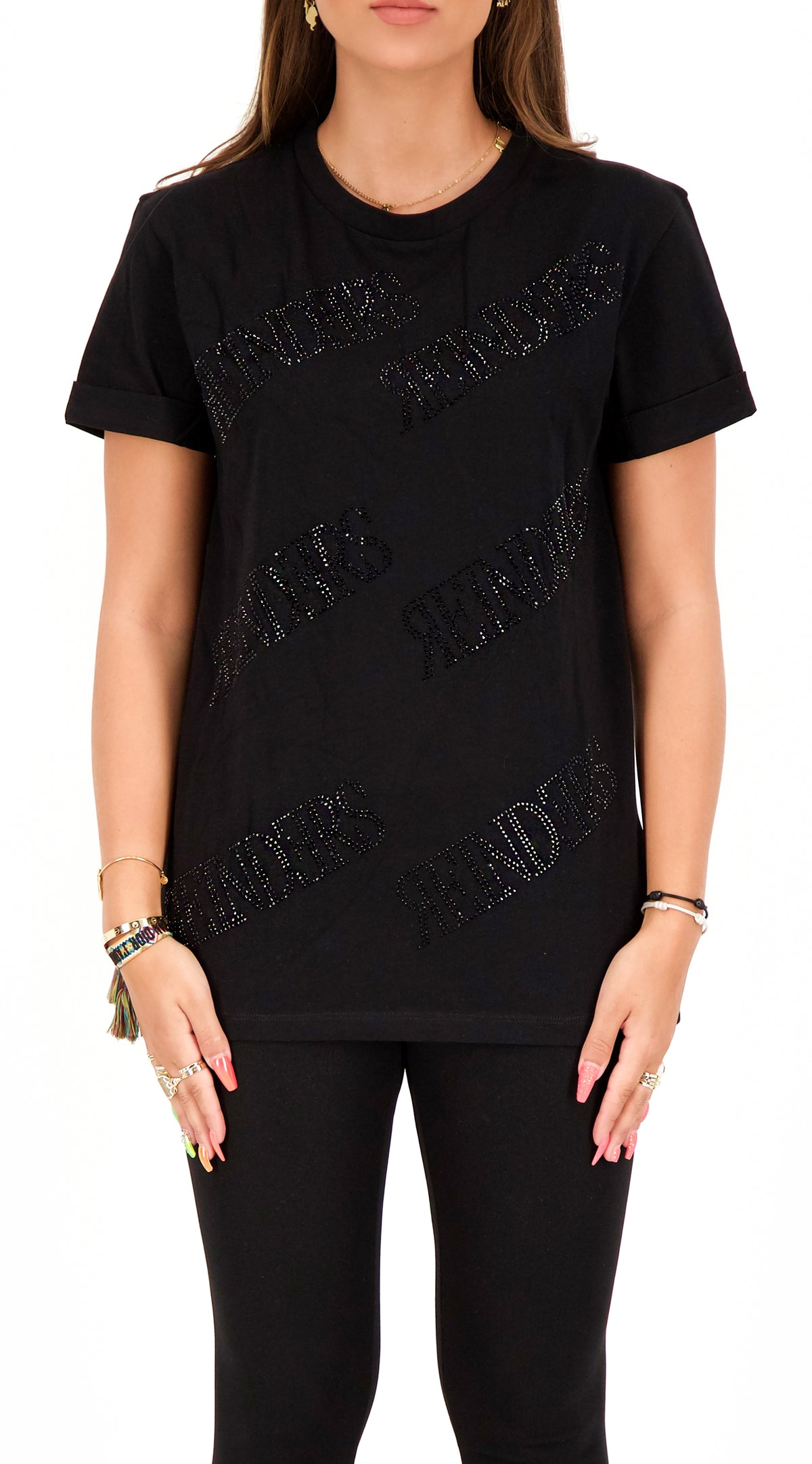 Reinders All Over Print - Black