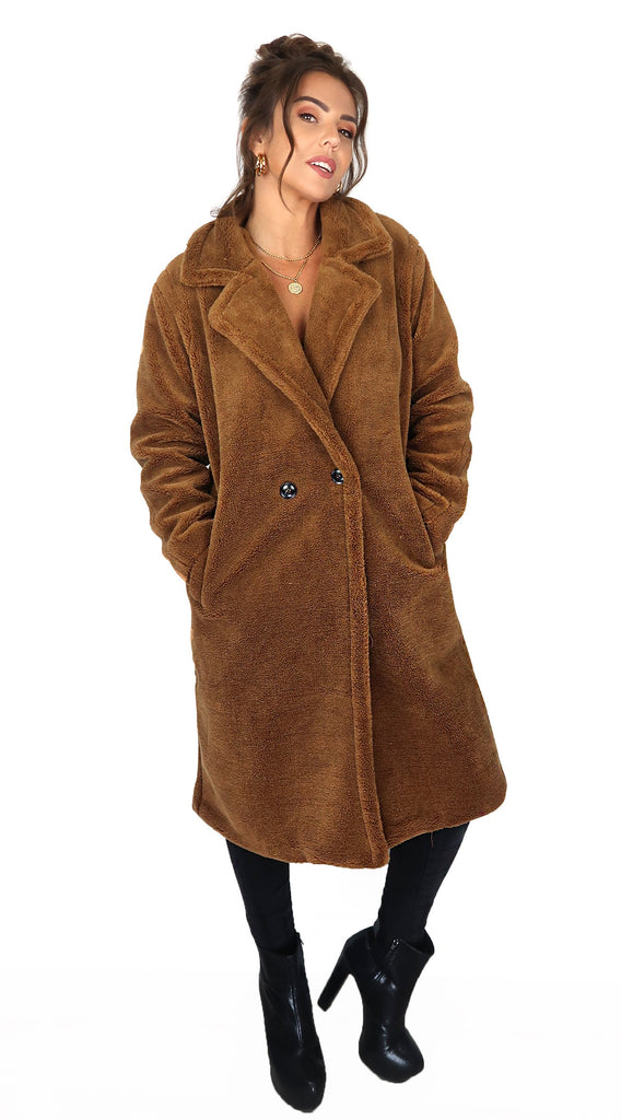 Freddy Teddy Coat